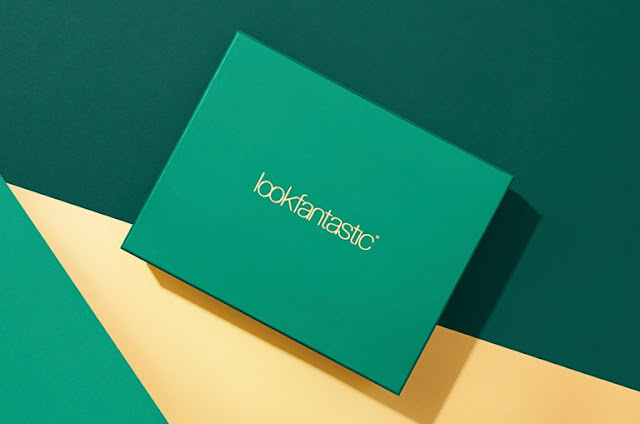 Lookfantastic BeautyBox октябрь 2018