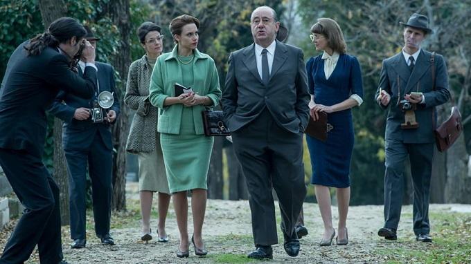El Ministerio el Tiempo, Amelia y Hitchcock