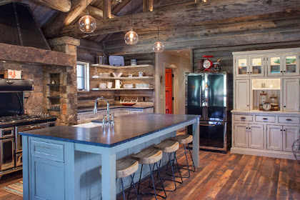 5 Best Rustic Kitchen Decoration Ideas - Clasic Country Rustic Kitchen