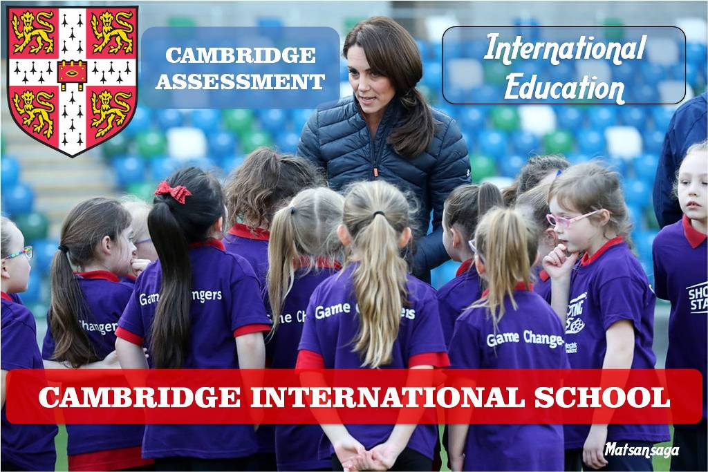 Kurikulum Cambridge International School