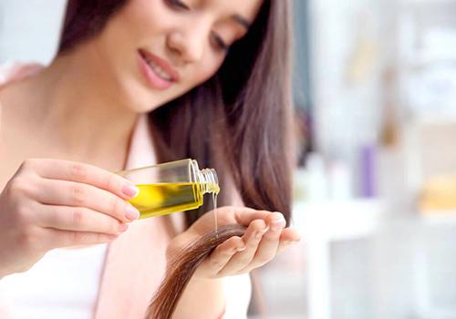 Cómo reparar las puntas abiertas sin cortar el pelo