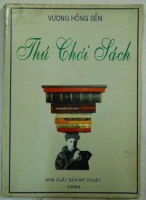 Thú Chơi Sách - Vương Hồng Sển