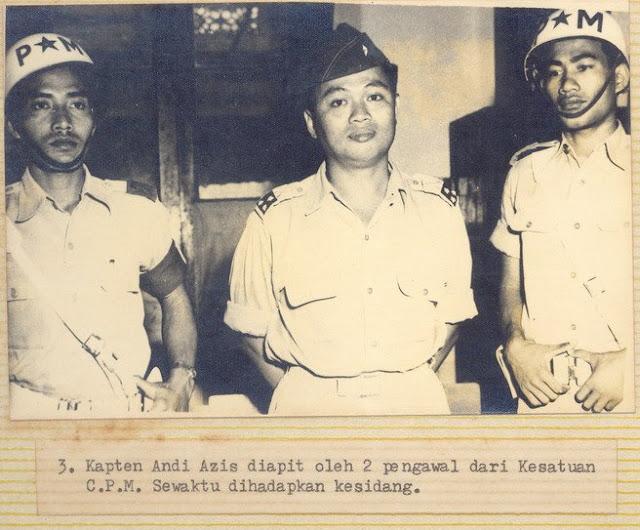 Andi Azis dan Pemberontakan Tanpa Korban Jiwa