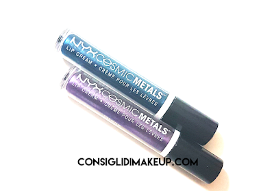 Review: Cosmic Metals in Ultraviolet & Dark Nebula - Nyx Cosmetics