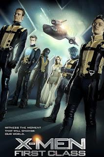 X-Men First Class 2011 Dual Audio Download 1080p BluRay
