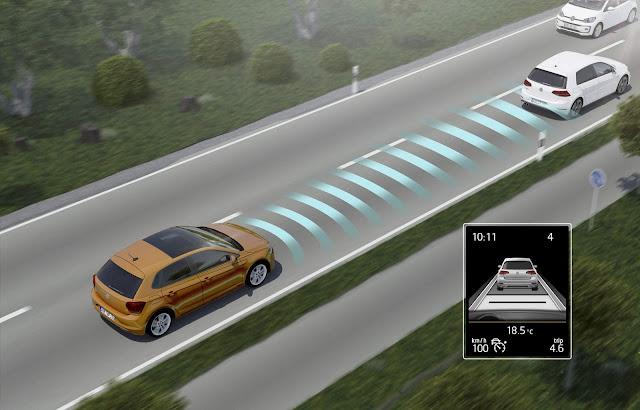 Novo Polo 2018 - ACC - Controle Adaptativo de Velocidade