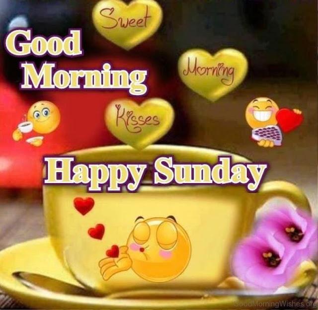 Sweet Good Morning Sunday