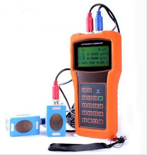 Portable Ultrasonic Flow Meter TUF2000H 50-700mm TM-1 ( Murah )