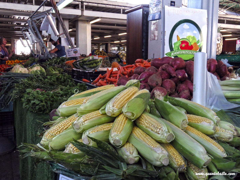 Mercado da Graça - Ponta Delgada - São Miguel - Açores