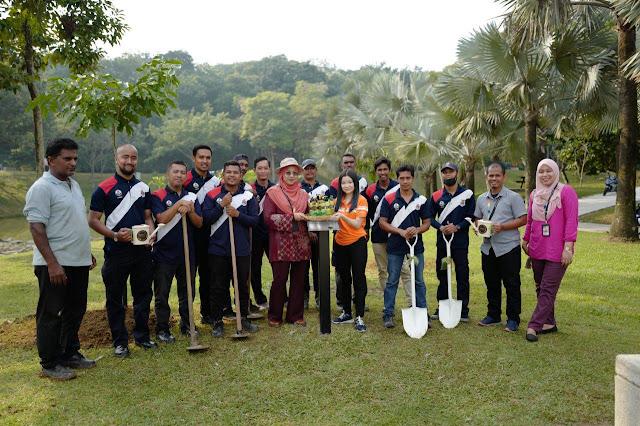 Kempen Satu Benih Semaian, Hidupkan Sebuah Hutan Oleh Botaneco Garden & Guardian dengan kerjasama Dewan Bandaraya Kuala Lumpur