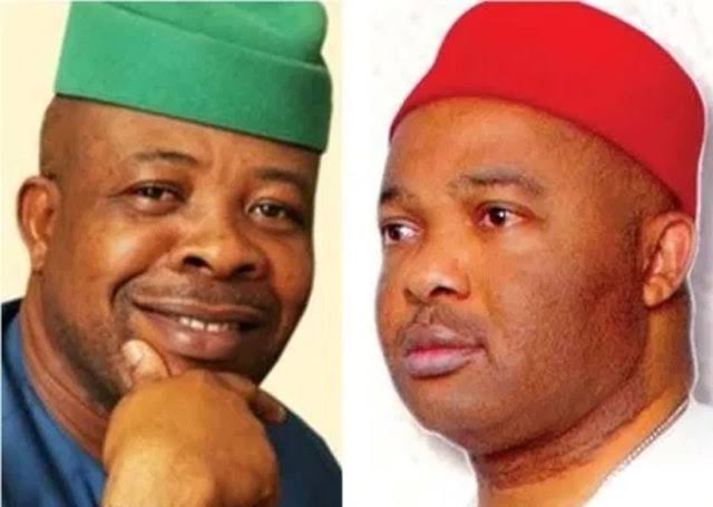 Breaking News - Supreme Court Sacks Emeka Ihedioha, Declares Hope Uzodinma Winner Of Imo State Election