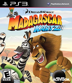 Madagascar Kartz PS3 Torrent