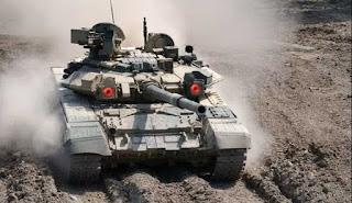 شاهد صور  الدبابة الجديدة التي يستخدمها الجيش السوري التي تكشف عن الإرهابيين في الليل على مسافة 8 كيلو متر