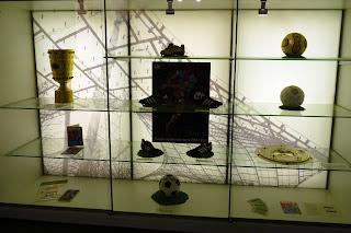 Museo de la zona VIP del Olympiastadium.