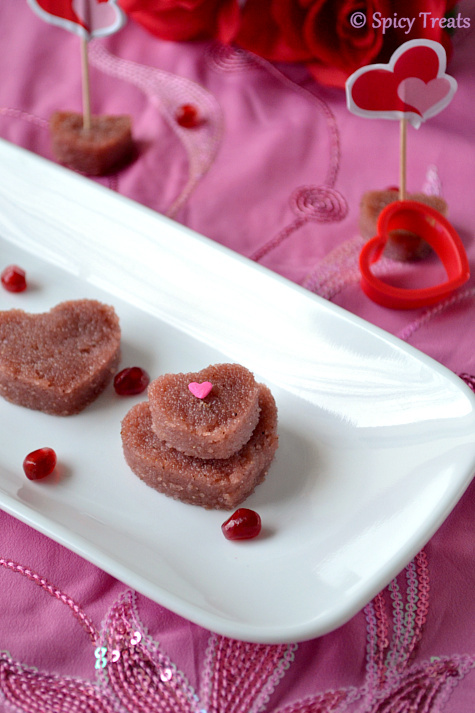 Pomegranate Kesari