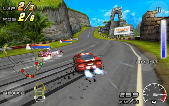 Raging Thunder 2 HD v1.0.17 (Apk | Zippyshare) | Android ...