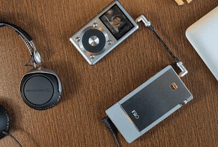 Fiio Device Audio Portable