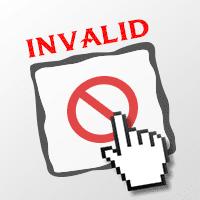 Cara mengetahui klik iklan adsense tidak sah : invalid