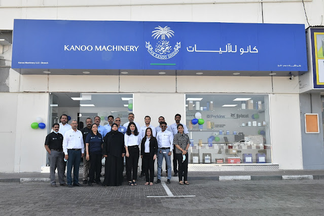 Kanoo Machinery opens new Parts Outlet in Ras-Al-Khor in Dubai