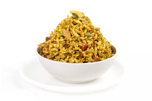 Bhel Puri Recipe in Hindi