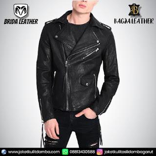 jaket kulit wanita asli