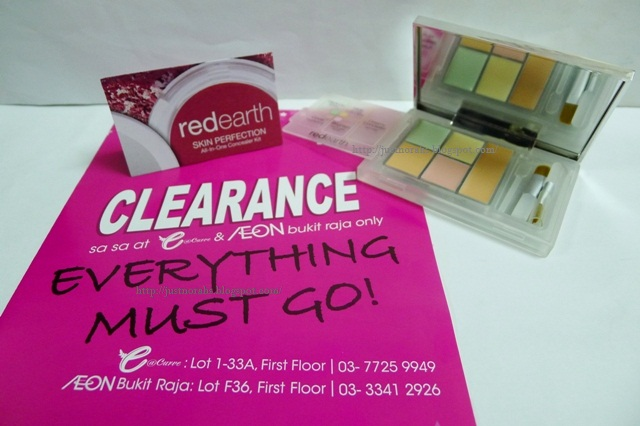 aaca26c2fde Today I'm gonna share with you my beauty hauls from SaSa Clearance Sales &  49th Malaysia Celebration Sales!