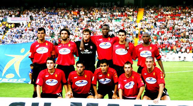 Grandes Times: o Mallorca de 2002-2003