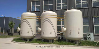 Customer From  Peru Showed Great Interested in Compressed Air Storage Tank