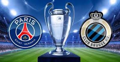 مشاهدة مباراة باريس سان جيرمان وكلوب بروج بث مباشر اليوم 22-10-2019 في دوري ابطال اوروبا