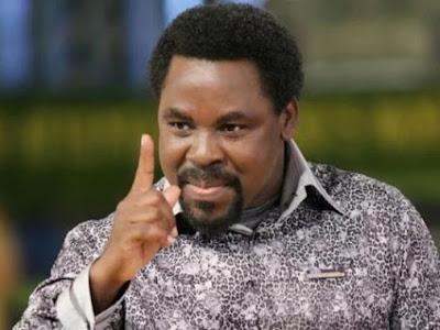 Prophet T.B. Joshua is dead at 57