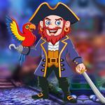 Games4King -  G4K Pirate Captain Escape