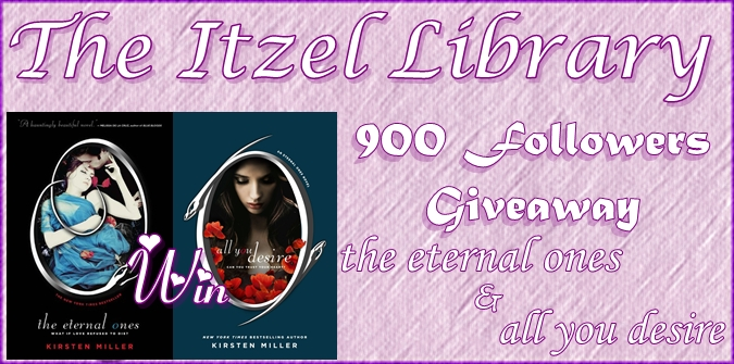 Libros con Sentimientos: Concurso 900 followers Giveaway
