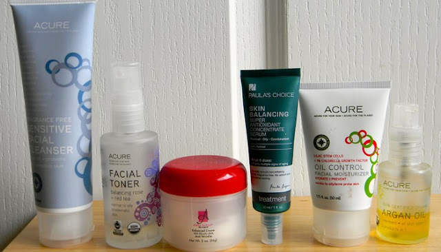 compare skin care products review