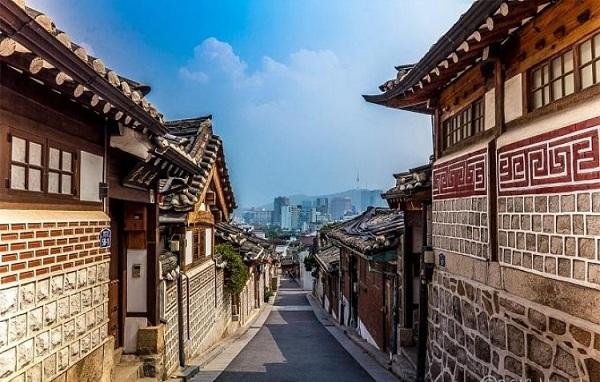 du lịch Hàn Quốc