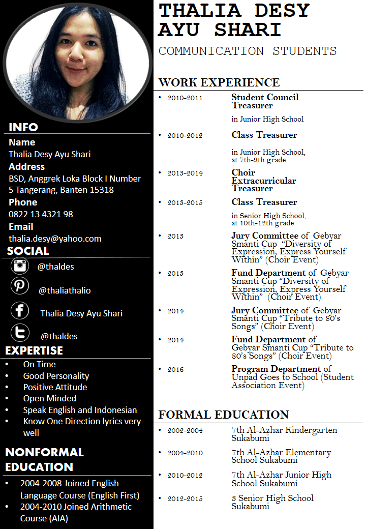 creative curriculum vitae we ll show you