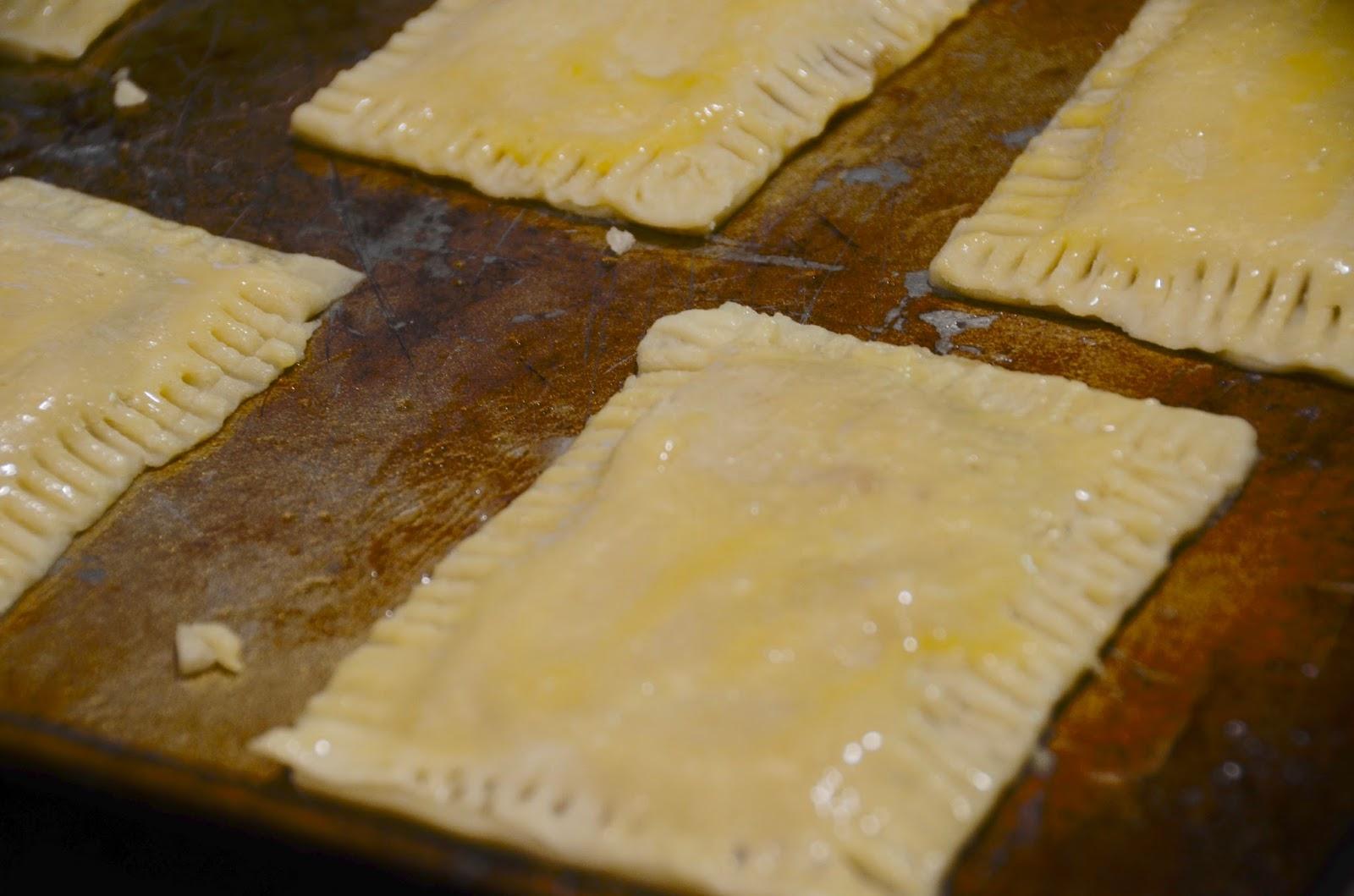 SRC Reveal: Homemade Brown Sugar Cinnamon Pop Tarts