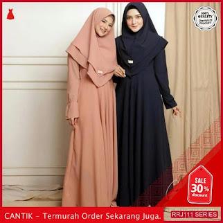Jual RRJ111D119 Dress Muslim Noermala Wanita Syari Mc Terbaru BMGShop