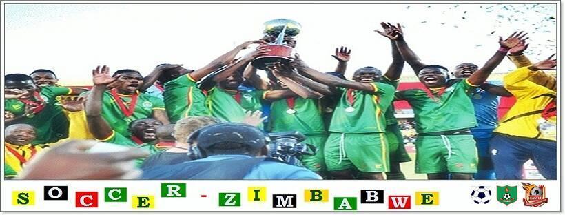 zimbabwe cosafa winners