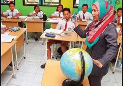 New Normal di Sekolah, Para Guru Harus Siap Ubah Model Belajar di Kelas