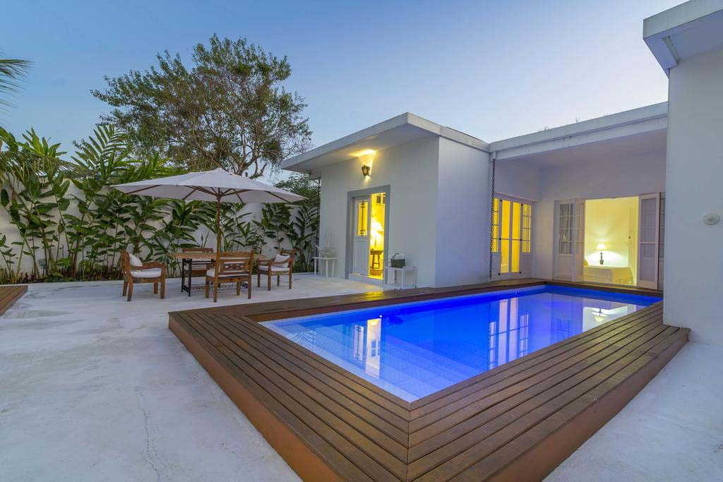 Casa de Paraty Caboré Onde se hospedar em Paraty