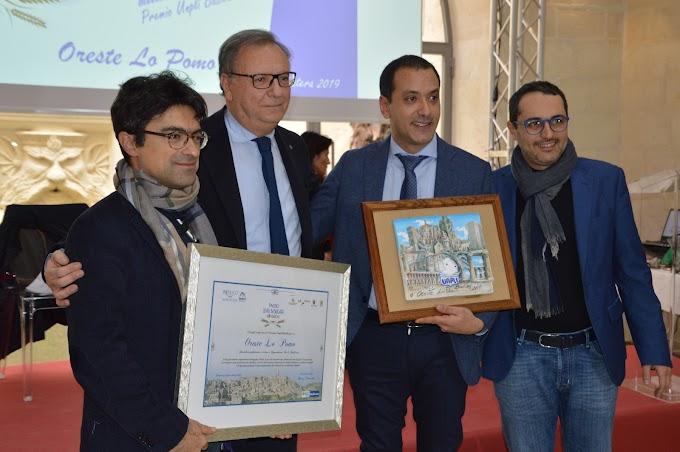 A Matera consegnato il premio Unpli Basilicata 2019 alle eccellenze lucane