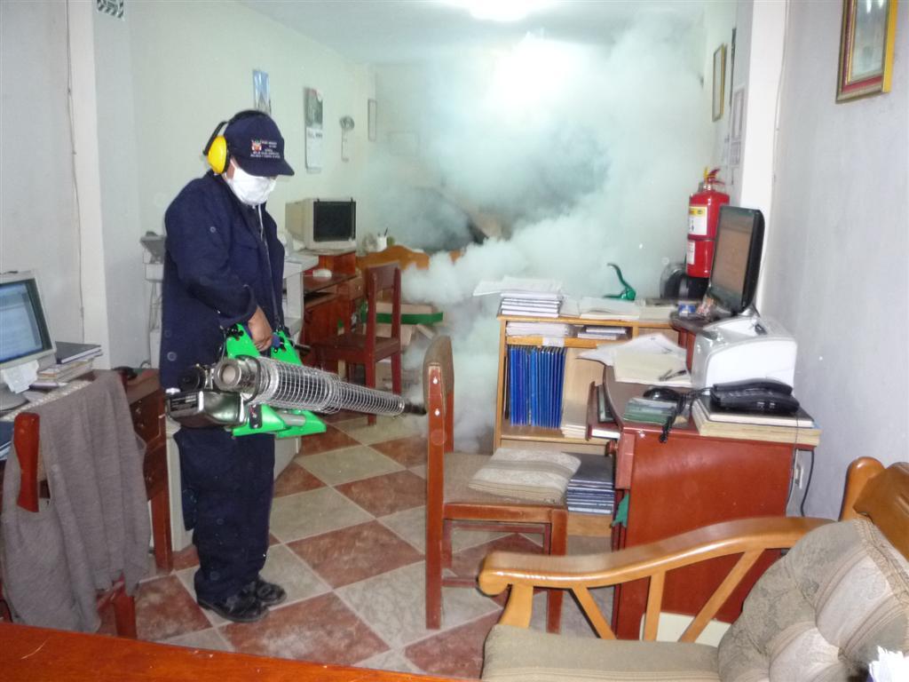Fumigación para su hogar