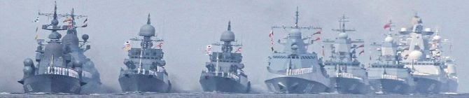 Russia Wants To Be A Power To Be Reckoned With In The Indian Ocean