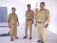 2 Mei, Dinas Dikpora Kabupaten Bima Mulai Isi Kantor Baru di Woha