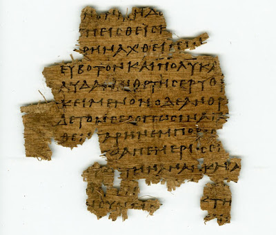 Ancient papyri deciphered by armchair archaeologists