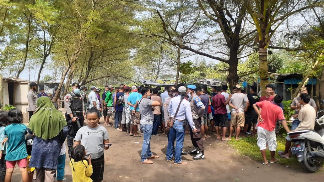 Polres Kebumen Amankan Pria yang Diduga Akan Mencuri Sepeda Motor di Pantai Bopong