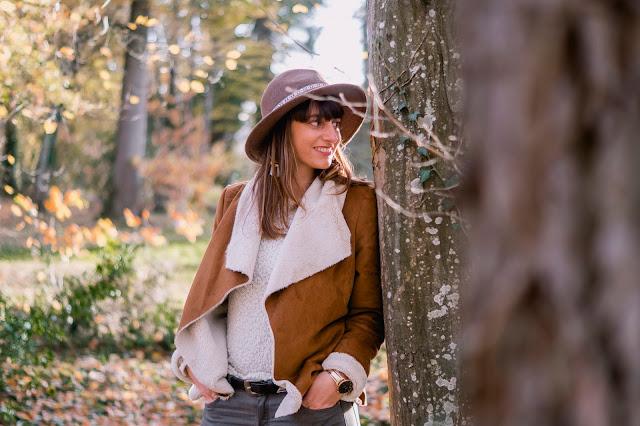 look bohème automne hiver blog mode bordeaux