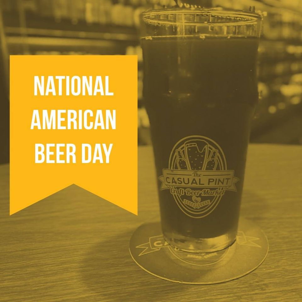 National American Beer Day Wishes Awesome Images, Pictures, Photos, Wallpapers