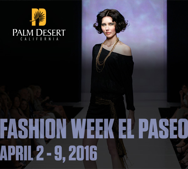 Fashion Week El Paseo 2016