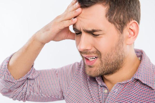 Beberapa Penyebab Sakit Kepala yang Membuat Aktivitas Anda Terganggu